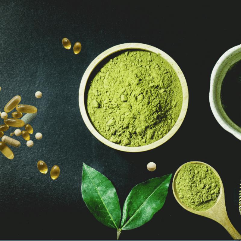 Des Compléments Alimentaires Bio