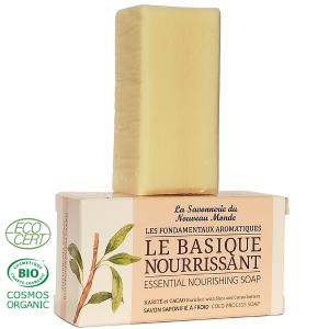 SAVON LE BASIQUE Bio-sans parfum et sans huiles essentielles-(50g)