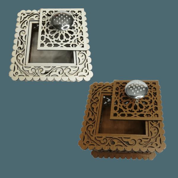 Petite Boite carré artisanale