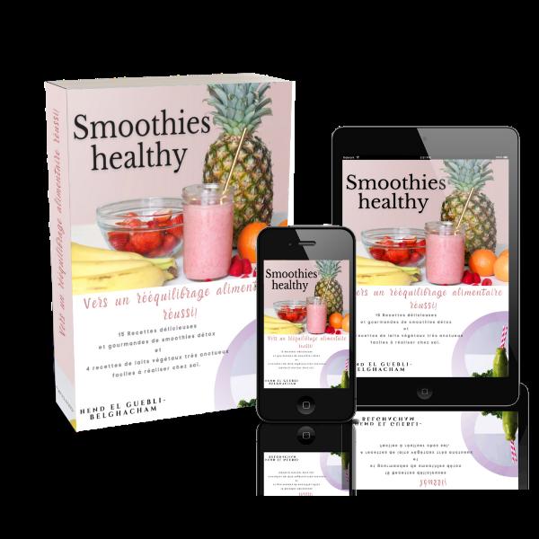 Smoothies healthy, vers un rééquilibrage alimentaire réussi